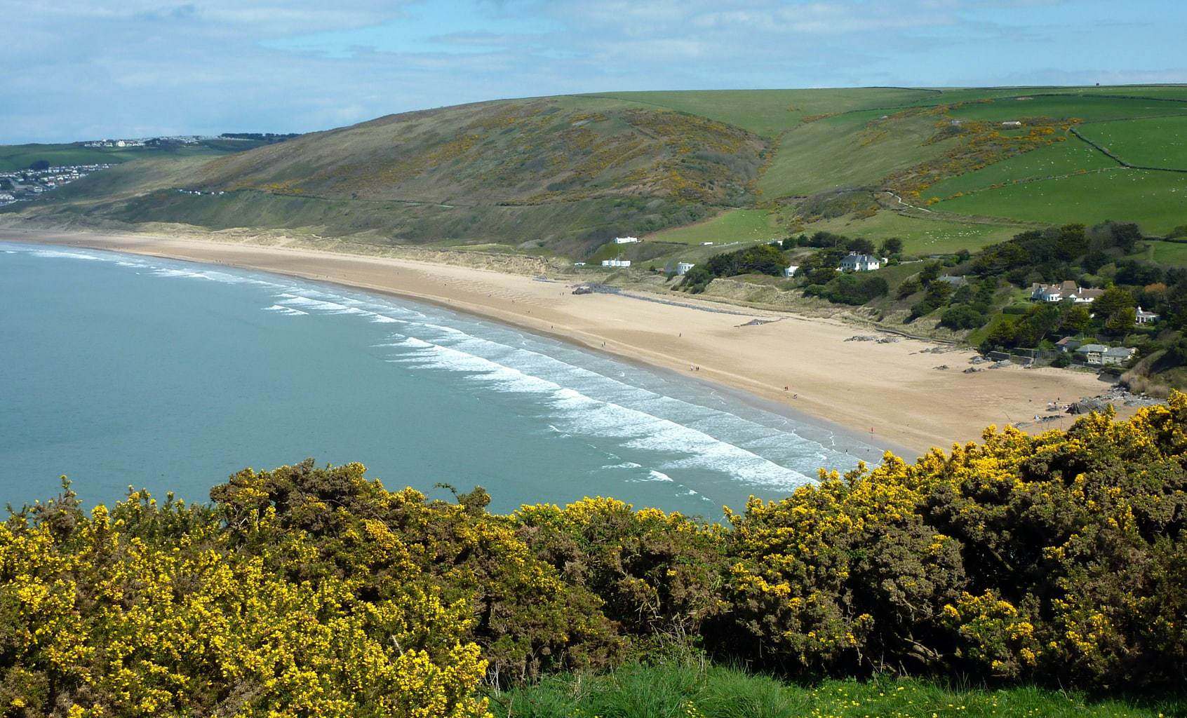 Fun-Packed Family Holidays in Woolacombe, North Devon