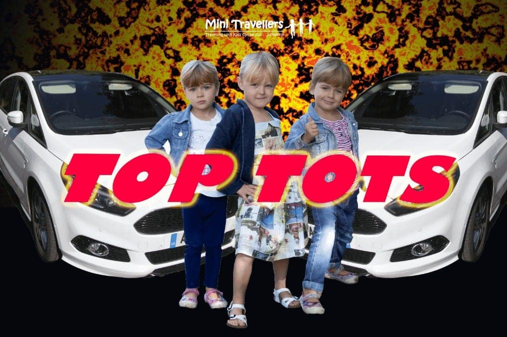 Top Tots – Ford S-MAX Edition