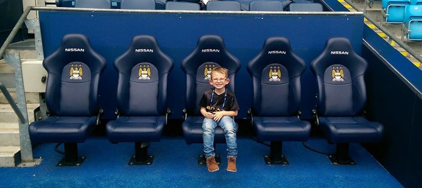 Manchester City Club Tour Experience
