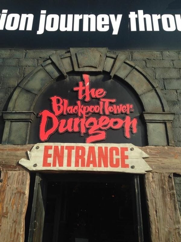 The Blackpool Tower Dungeon 'Home of Halloween'