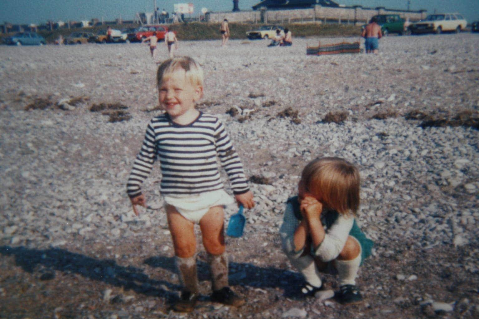 Childhood Memories in Abergele
