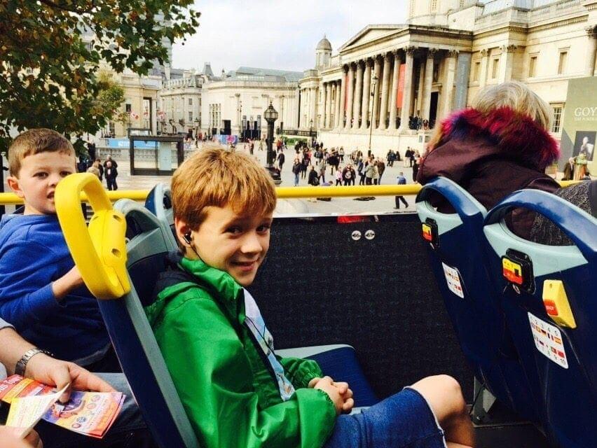 The Original Tour London Open Top Bus Tour | Mini Travellers Review