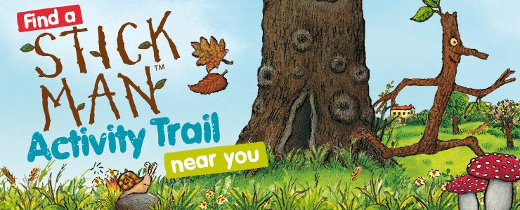 FREE: Stick Man is Coming to a Forest near you