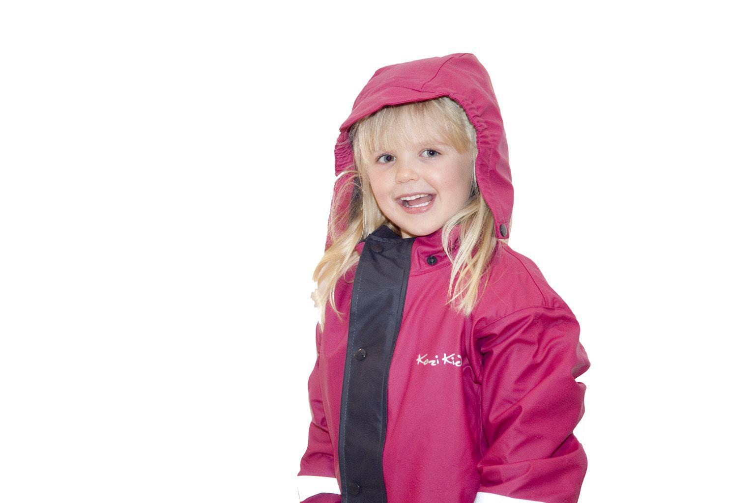 Wet Wednesdays Waterproof Clothing
