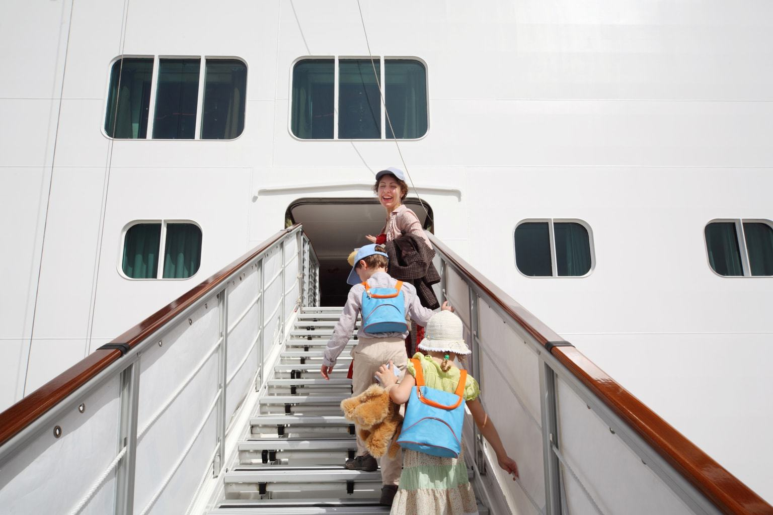 Tips on Travelling with Young Children