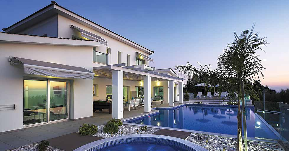Five Reasons Why a Villa Holiday is Great for a Family Holiday