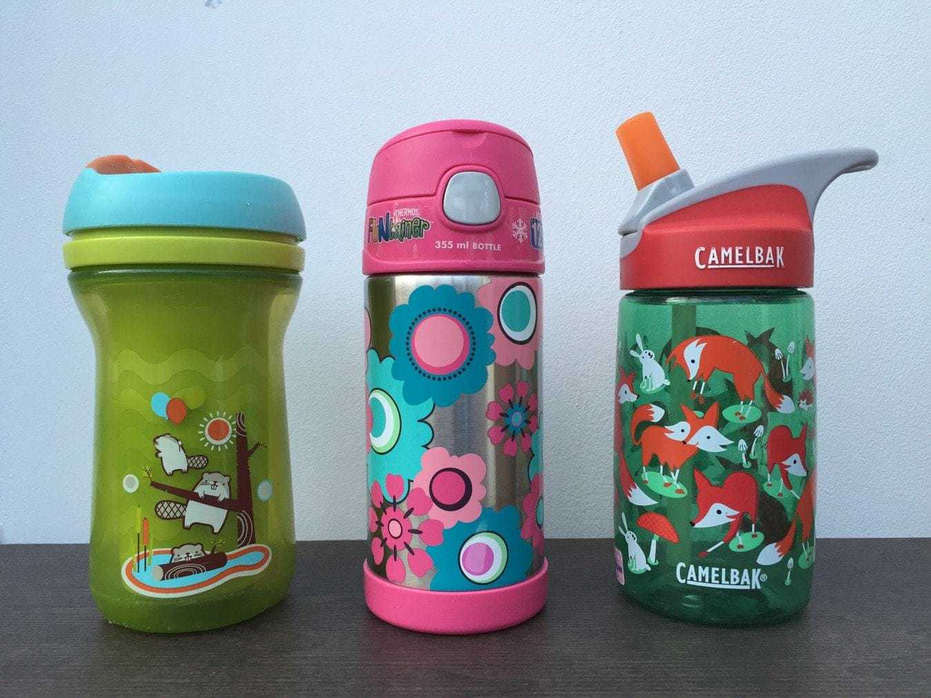 Three Drinking Bottles for Kids That Actually Work