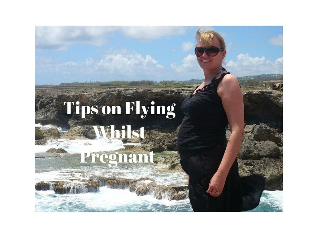 Travelling During Pregnancy: Four Things to Think About
