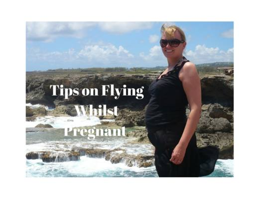 Tips on Flying Whilst Pregnant
