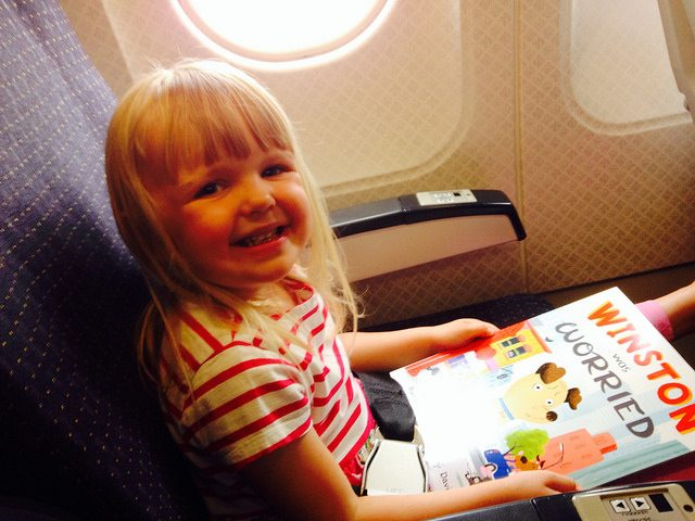 10 Things You Really Don't Want to Hear on a Flight With Your Toddler