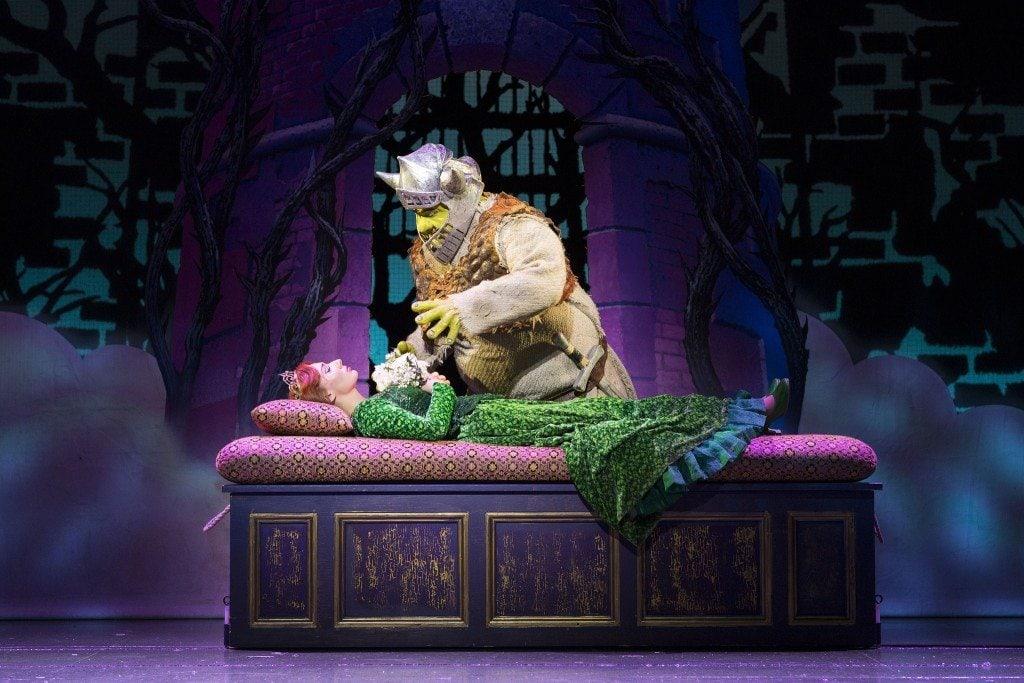Shrek the Musical Review   Liverpool Empire