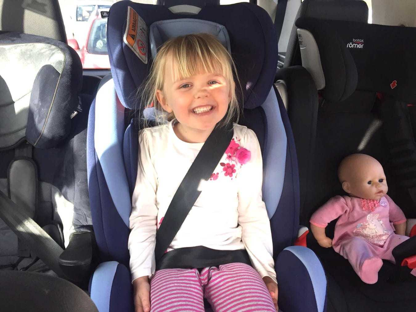 Travel Tips Joie Every Stage Car Seat