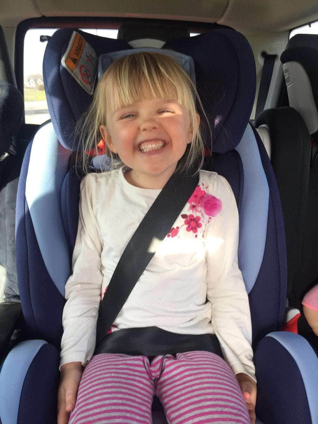 Travel Tips Joie Every Stage Car Seat Mini Travellers Family