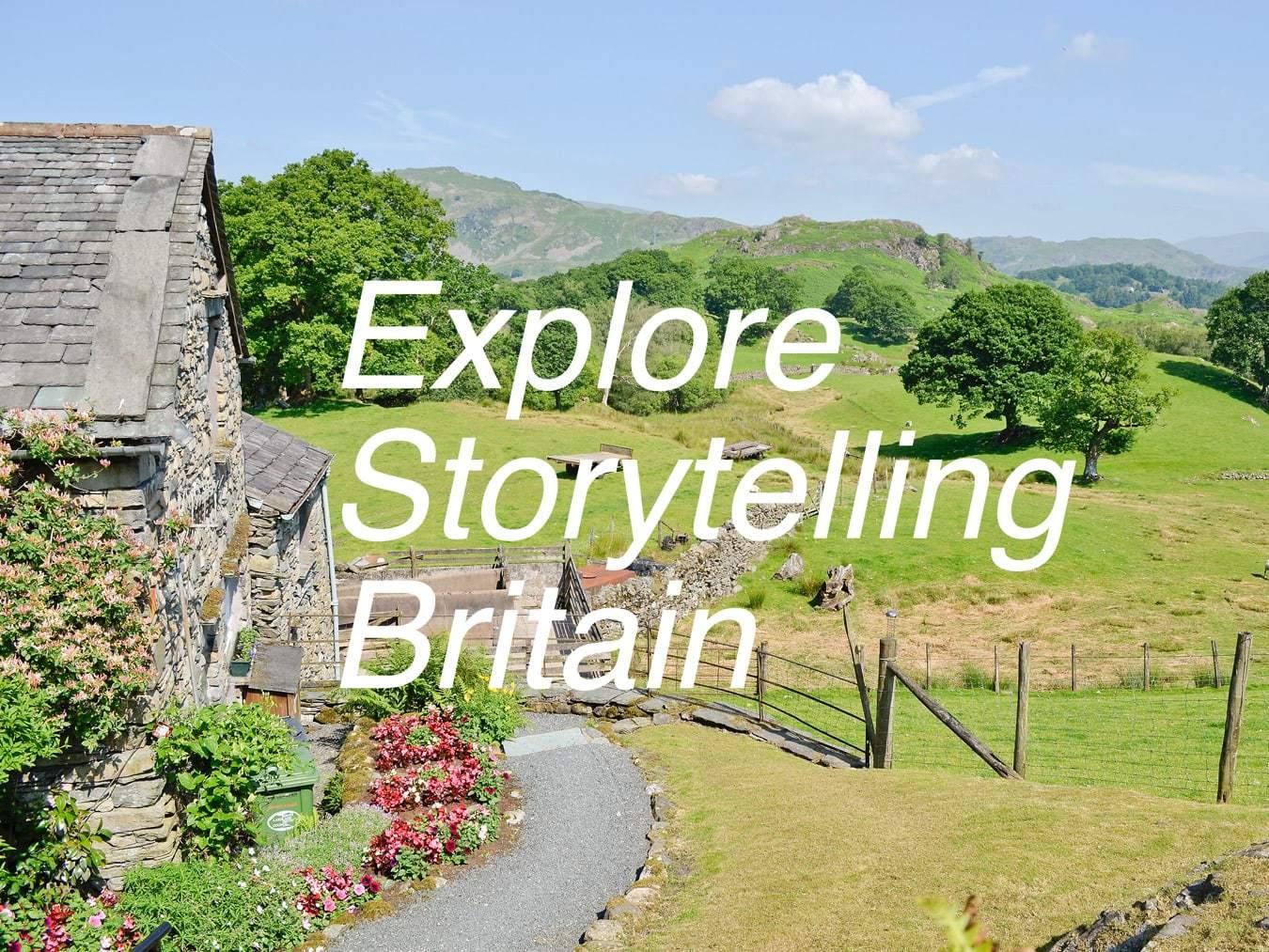 Explore Storytelling Britain