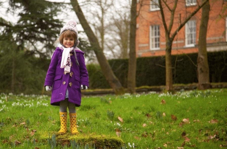 Snowdrop Walks at Rode Hall & Gardens