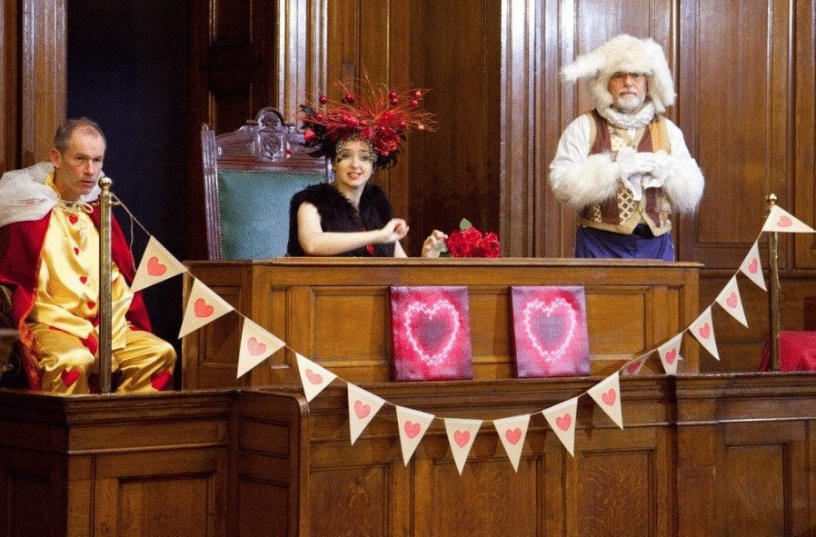 The Alice Experience, St George's Hall
