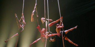 Circolomobia -Acelere at the Lowry Theatre