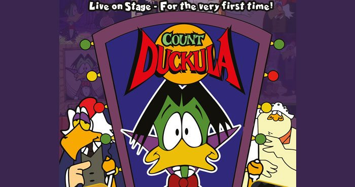 Count Duckula & The Jewels Of Duckula