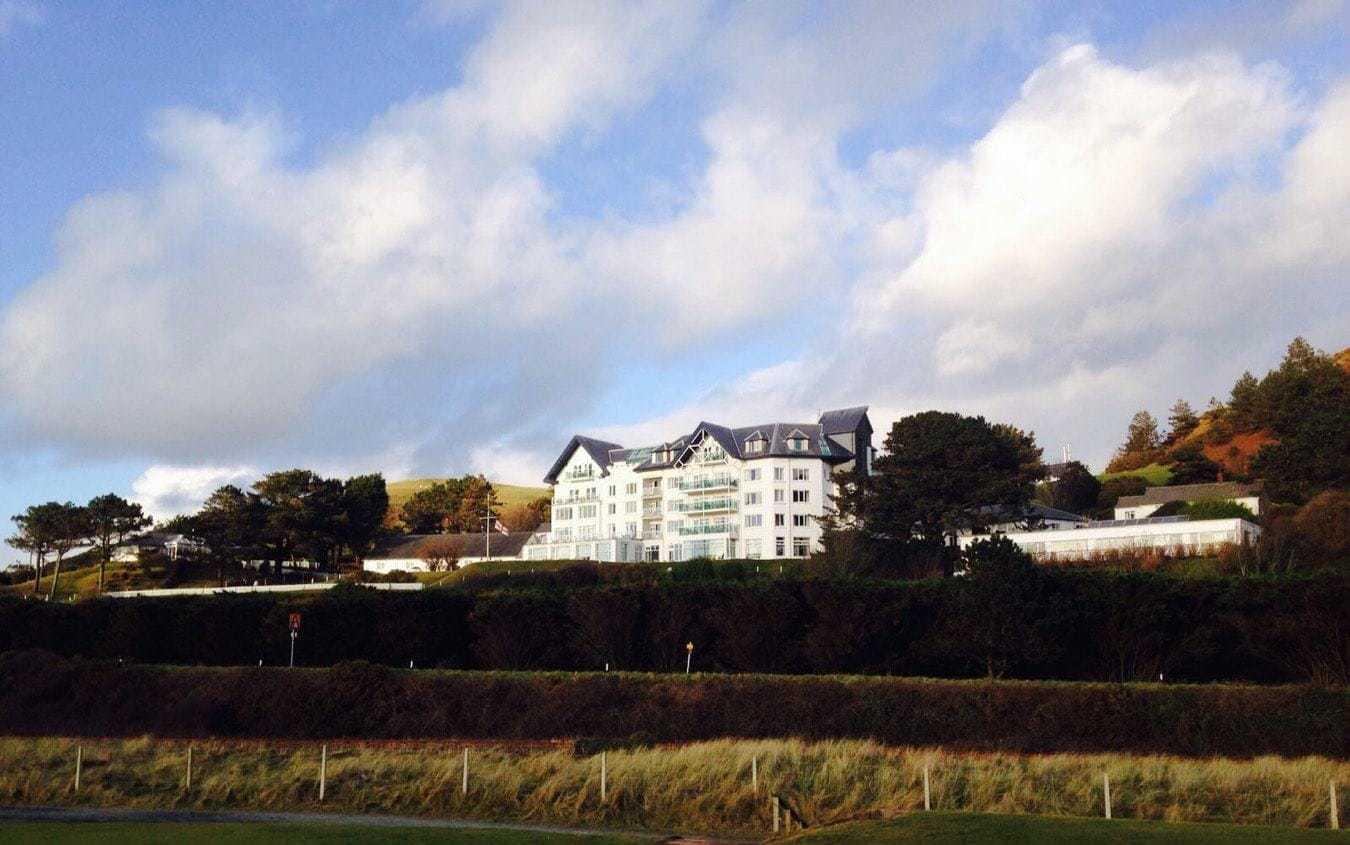 The Wonderful Trefeddian Hotel in Aberdovey