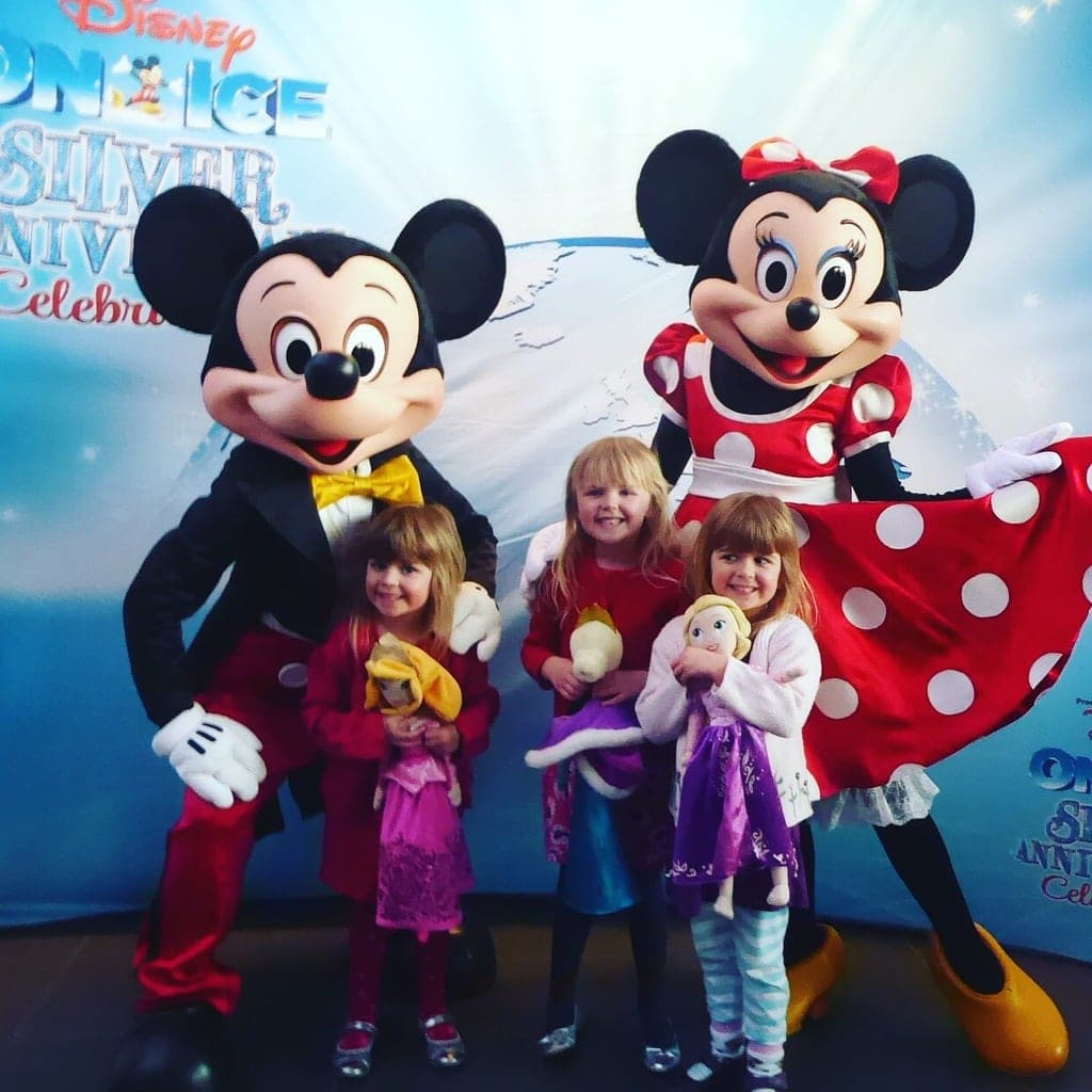Review: Disney on Ice at Liverpool Echo Arena