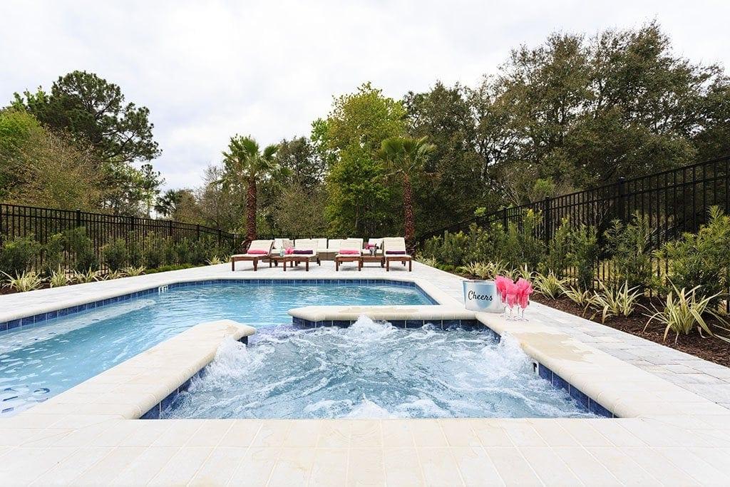Reunion Resort 599 pool