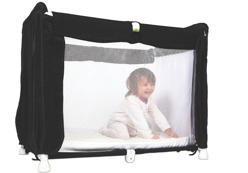 SpaceCot – The travel cot that assembles in 3 seconds…..