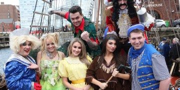 Peter Pan at Theatre Royal St Helens