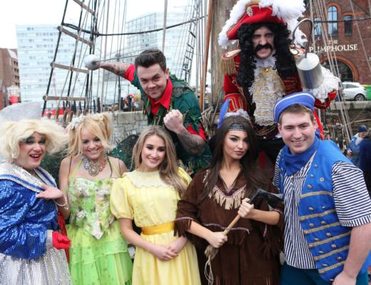 Peter Pan at Theatre Royal St Helens