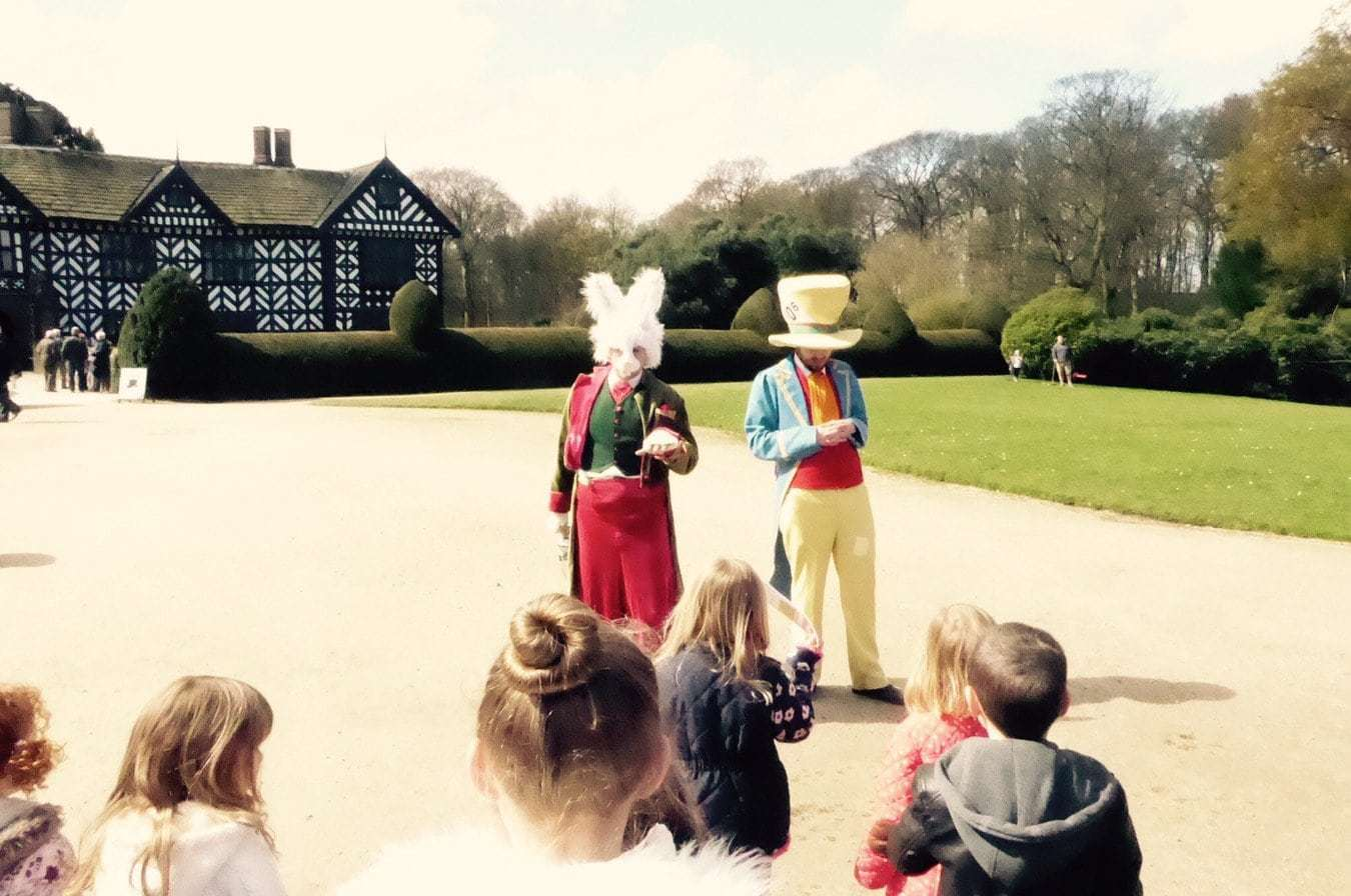 Speke Hall and Giant Childe of Hale Trail