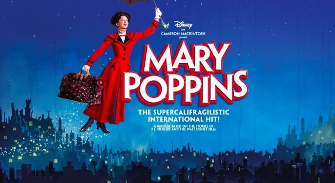 Mary Poppins – Supercalifragilisticexpialidocious