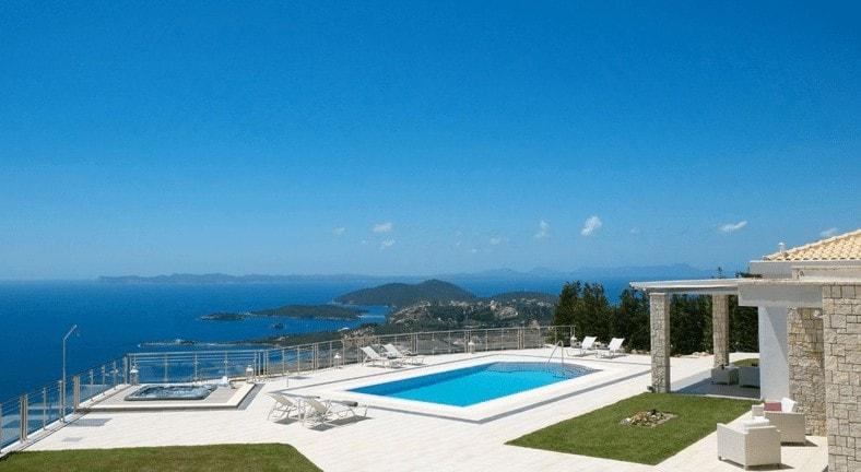 Family Friendly Villas in Greece