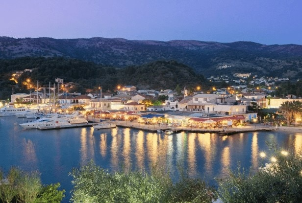 Sivota, Greece with Simpson Travel