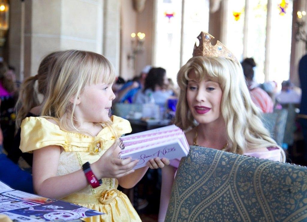Cinderellas Castle Lunch