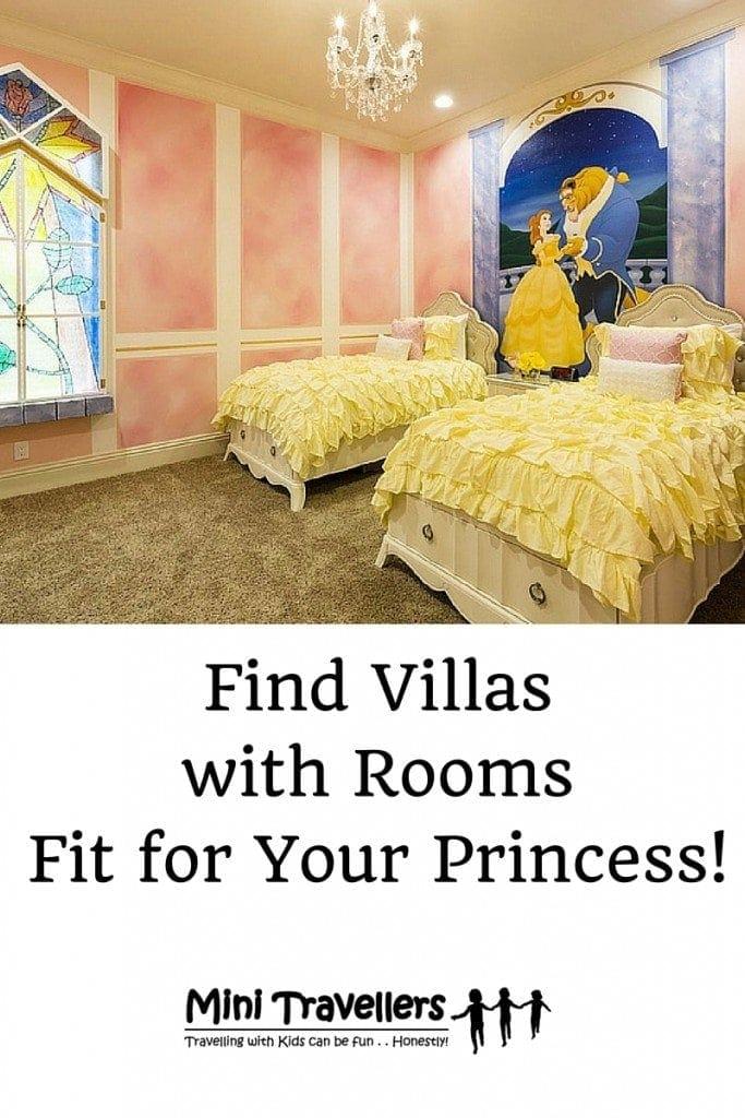 Villas Fit for a Princess