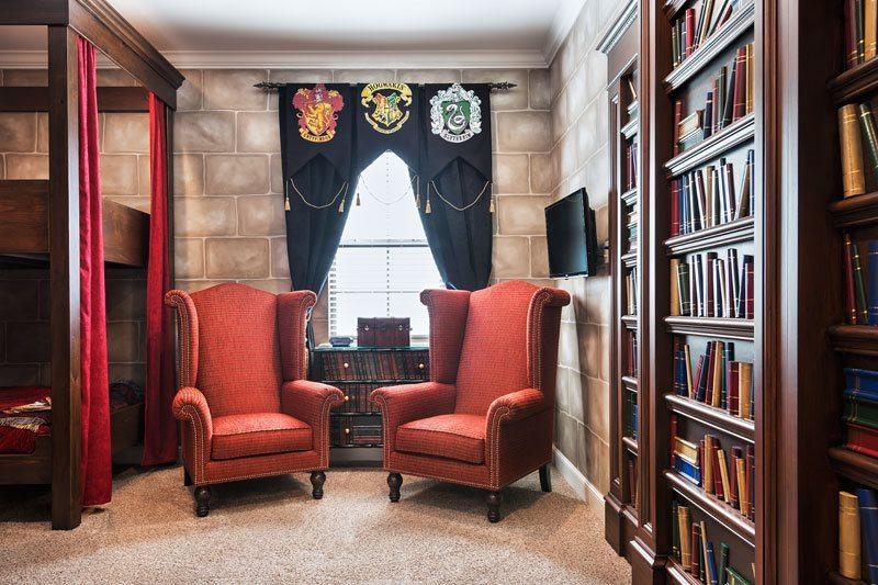 Harry Potter Decor Chambre