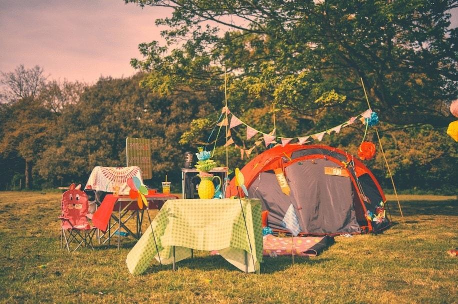Camp Carney Regatta Outdoors