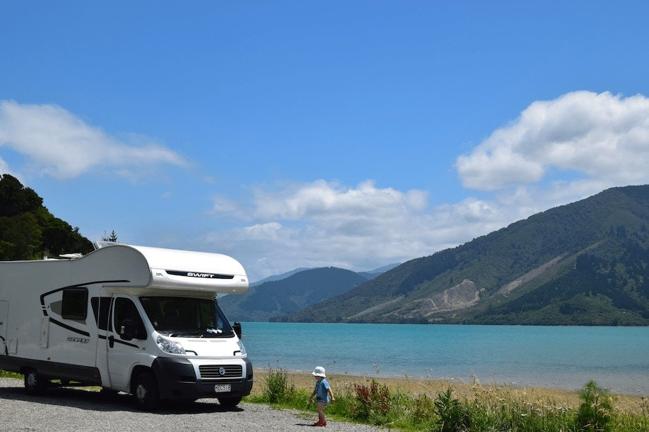 The Highs and Lows of a 6 Week New Zealand Motorhome Adventure with 2 Children under 3….