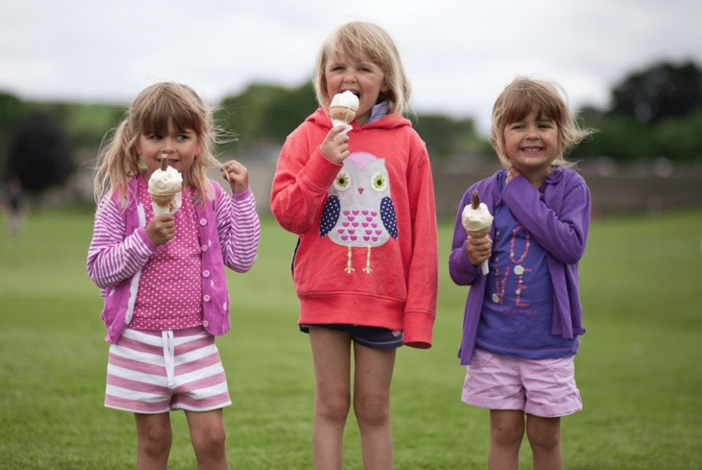 Ten Things I didn't know about camping with kids