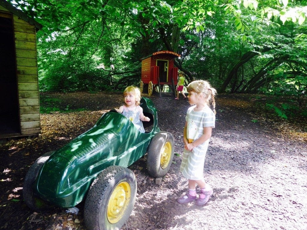 Tremendous Adventures of Roald Dahl at Tatton Park