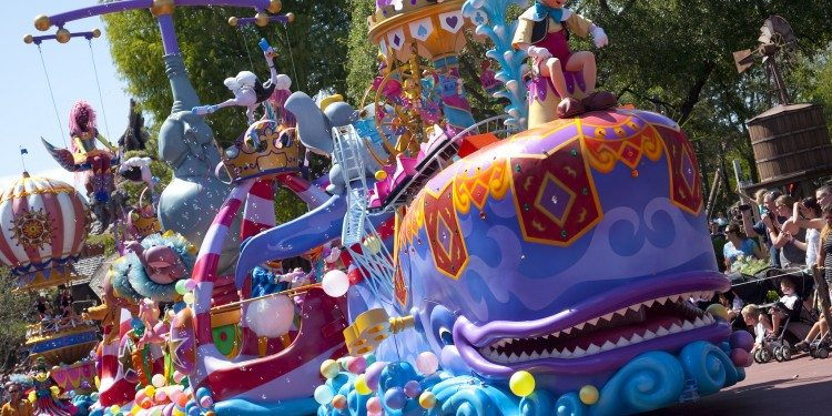 How to do Disneyland Paris in One Day