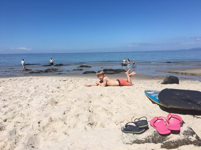 Family Holiday to Ballycastle, Northern Ireland