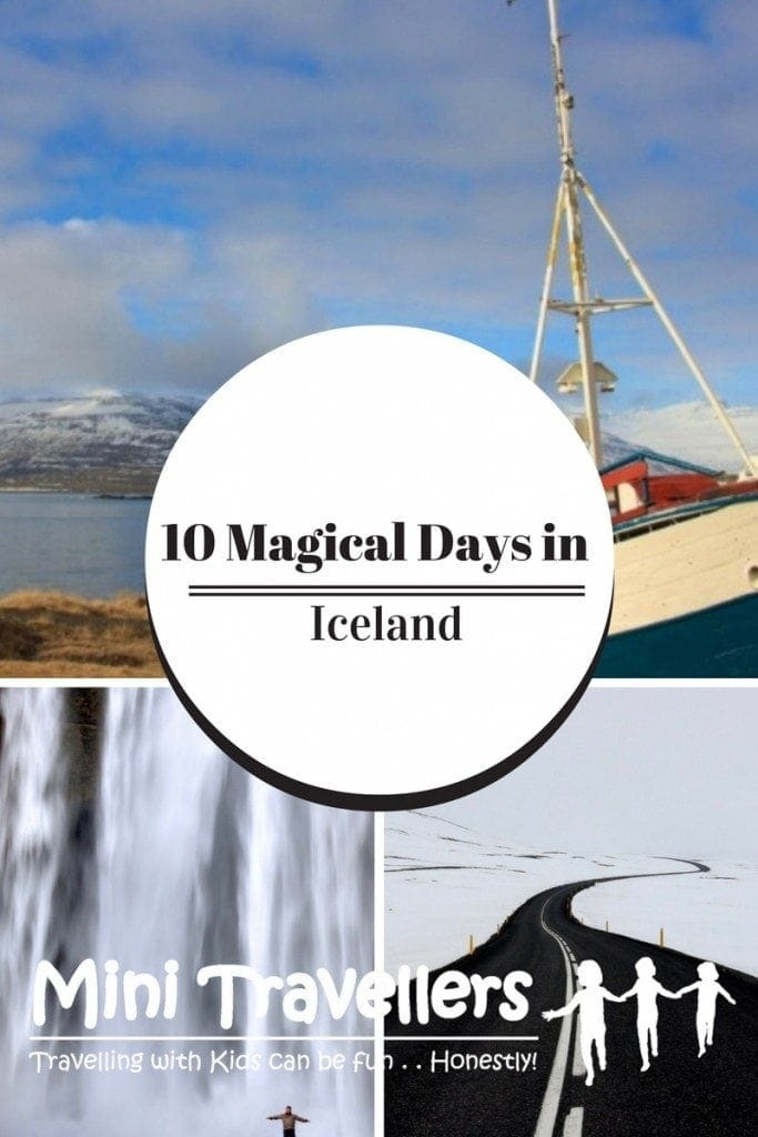 10 Magical Days in Iceland