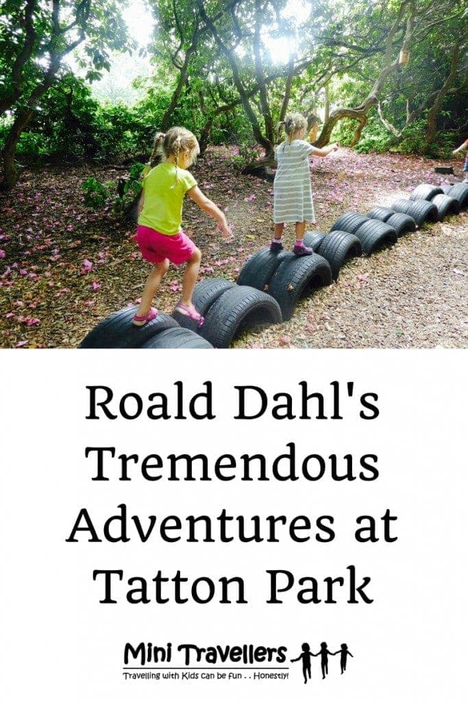 Roald Dahl's Tremendous Adventures at Tatton Park