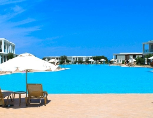 Our family holiday {Levante Beach, Rhodes}