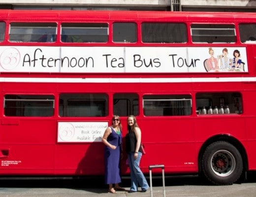 BB Afternoon Tea Bus Tour