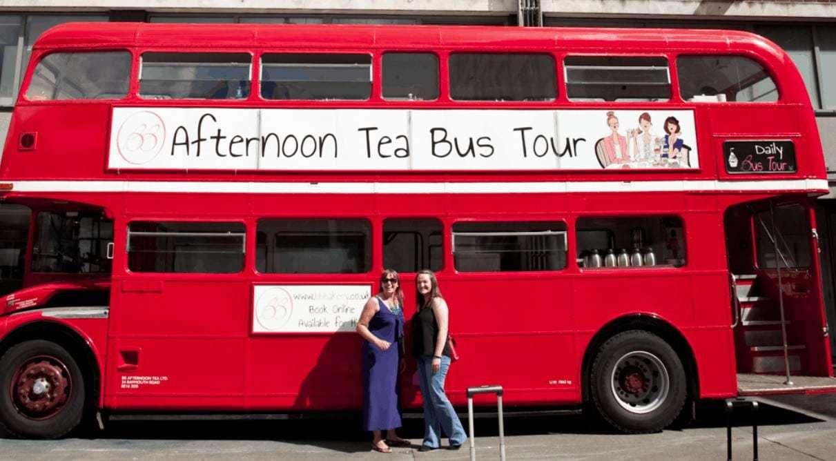 BB Afternoon Tea Bus Tour