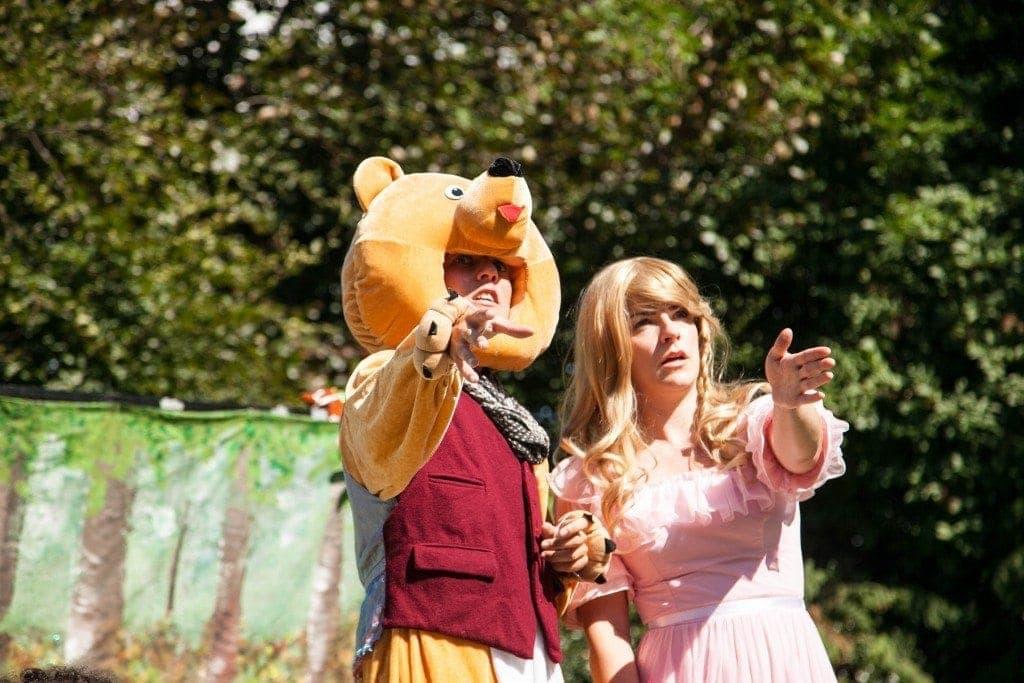 Goldilocks, The Bookworm Players