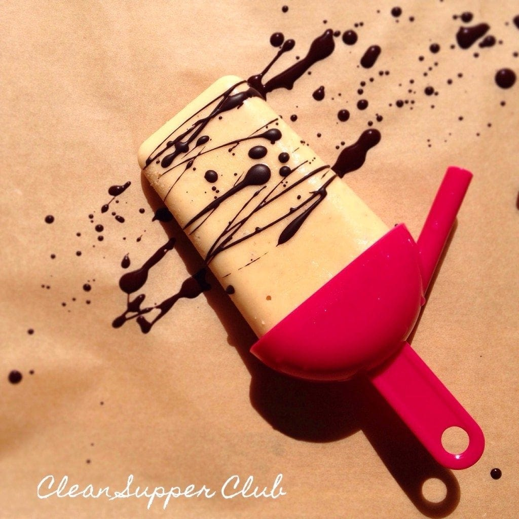 Clean Supper Club Smoothie Lolly Pops