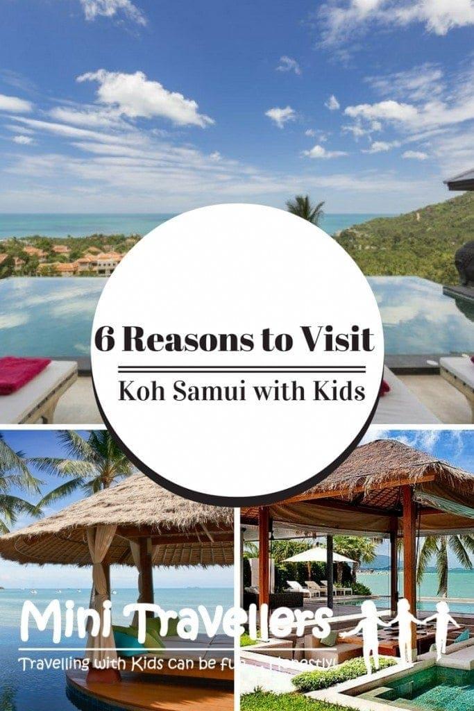 6 Reasons to Visit Koh Samui with Kids