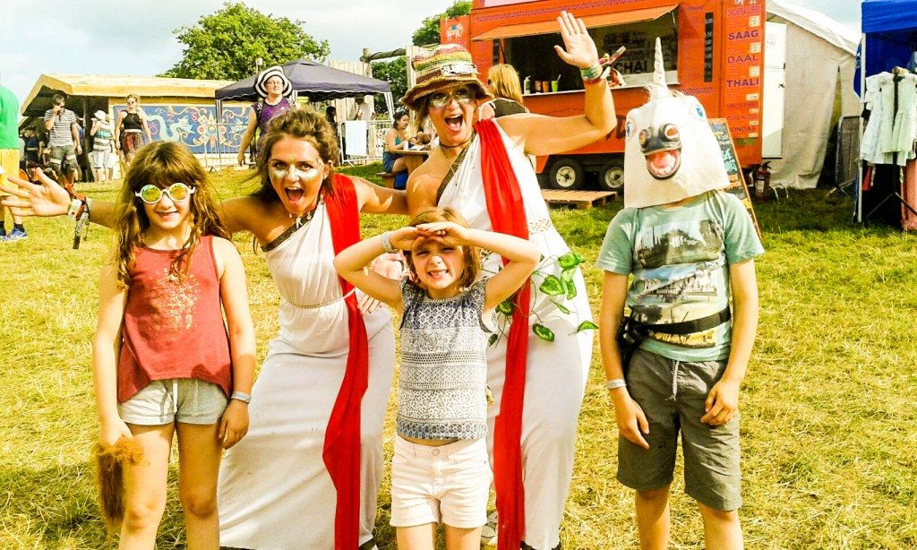 3 Amazing Family Friendly Festivals from 2017